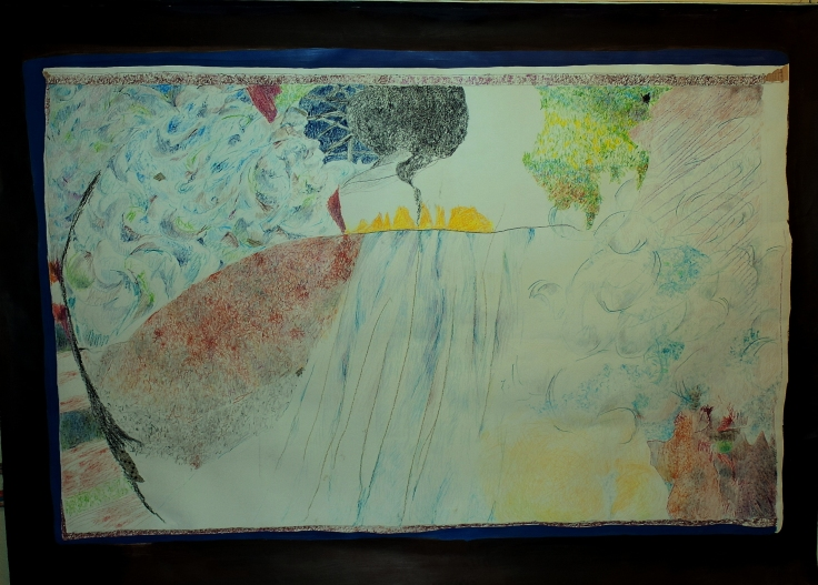 le cortège, la tapisseries - Copie